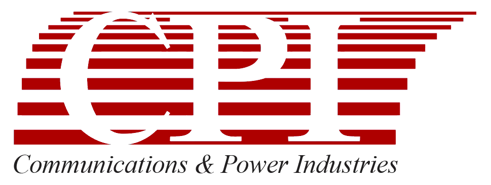 Communications & Power Industries Logo
