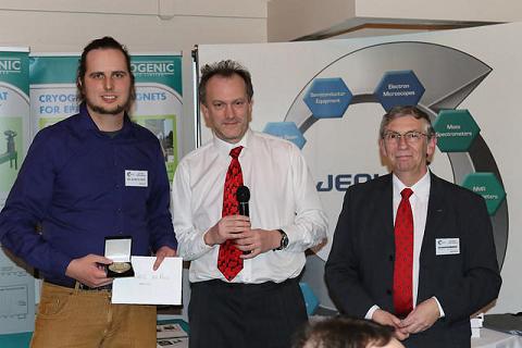 JEOL prize winner 2015