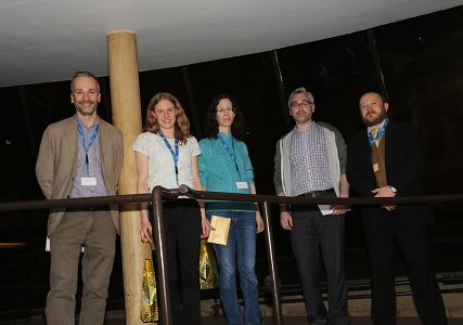 2017 JEOL Prize winners