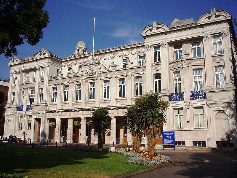 The Queen's Building