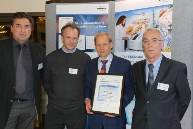 Bruker Prize 2015