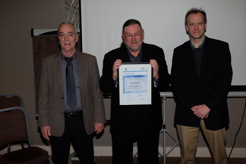 Bruker Prize 2016