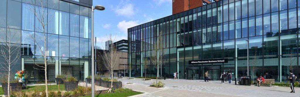 Alliance Manchester Business School Main Building