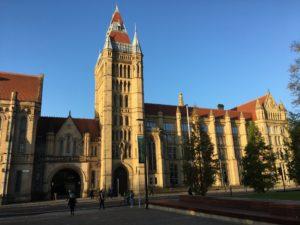 University of Manchester | Eric McInnes 2019