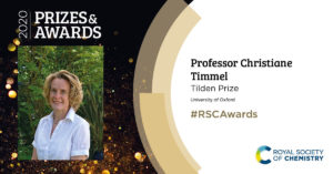 RSC Tilden Prize Award Banner (decorative)