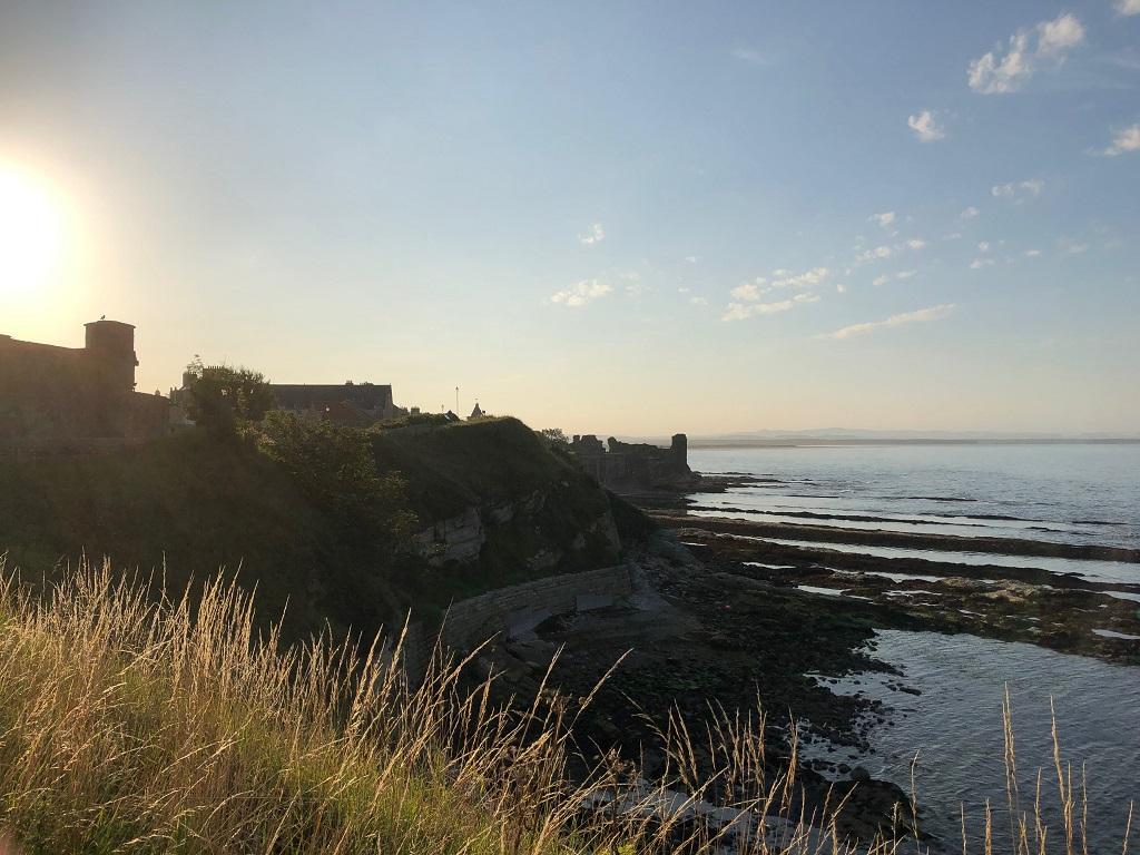 St Andrews coastline